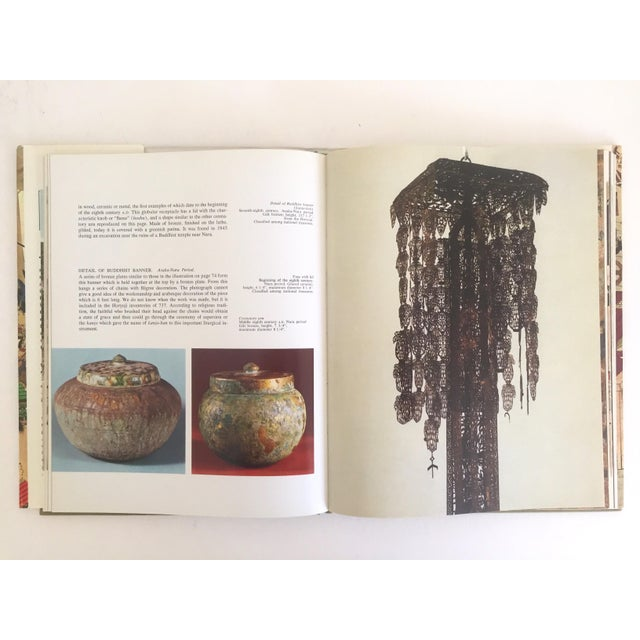 """"""" National Museum Tokyo """" Vintage 1968 Rare Collector Hardcover Art Book For Sale - Image 4 of 11"""