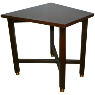 Walnut Dunbar Table by Edward Wormley For Sale