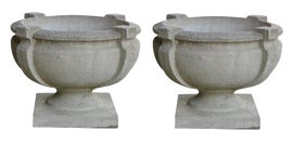 Image of Stone Planters