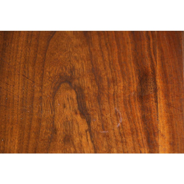 1960s Mid Century Modern Lane Walnut Coffee Table For Sale - Image 5 of 11