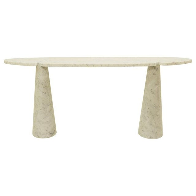 Console in Marble by Angelo Mangiarotti For Sale - Image 6 of 6
