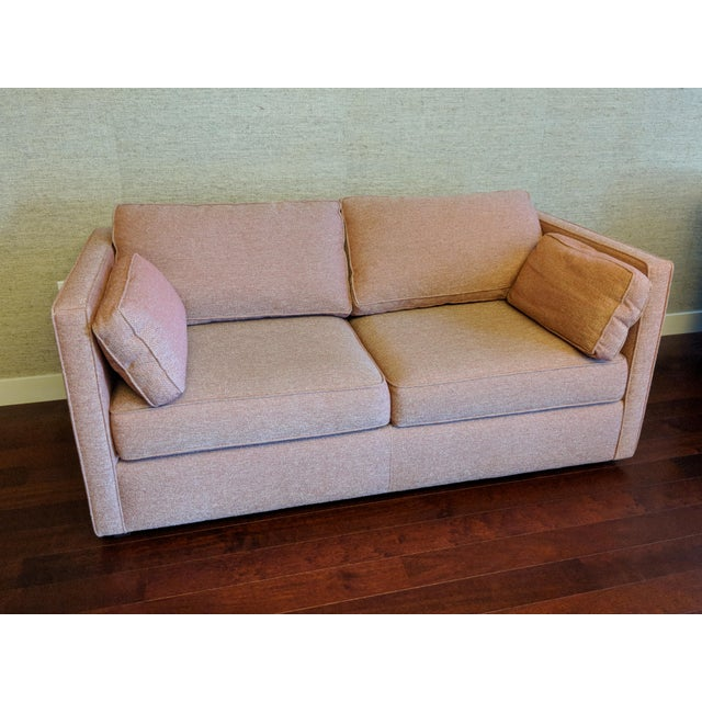 Room and Board Custom Upholstered Watson Sofa in Excellent Condition! We bought this Room and Board Watson sofa new 3...