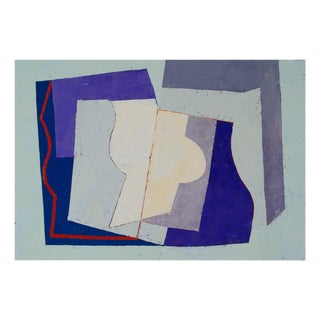 """Jeremy Annear """"Counterpoint (Harbour)"""", Painting For Sale"""