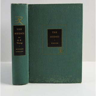 "G. F. Young 1930 ""The Medici"" Book Preview"
