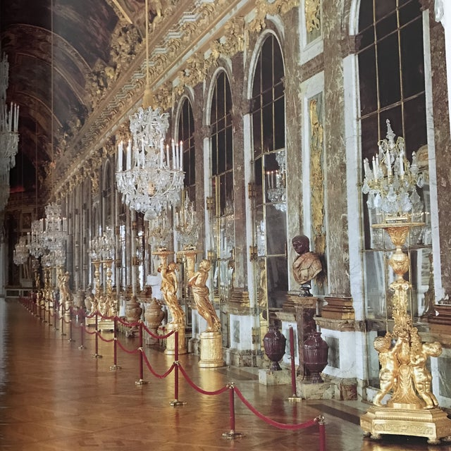 'Splendours of Versailles' Hardcover Book For Sale - Image 9 of 11