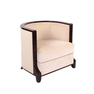 Art Deco Armchair For Sale