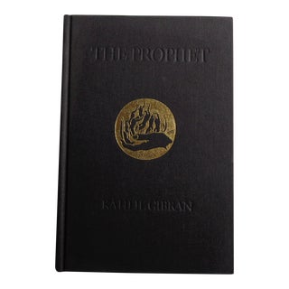 Vintage Classic Book - the Prophet For Sale