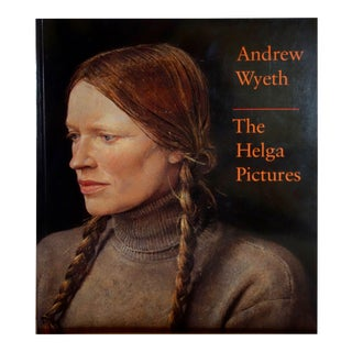 """Andrew Wyeth """"The Helga Pictures"""" 1987 Soft Cover For Sale"""