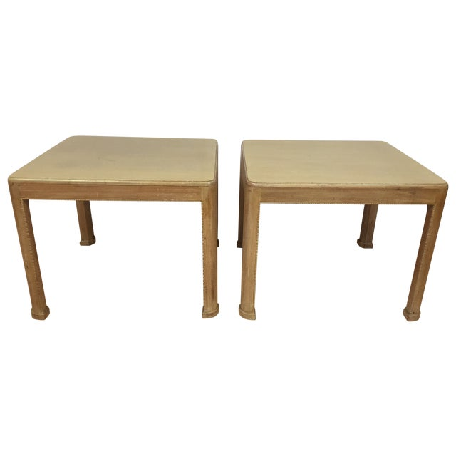 Side Tables by Charak Modern - A Pair - Image 1 of 9