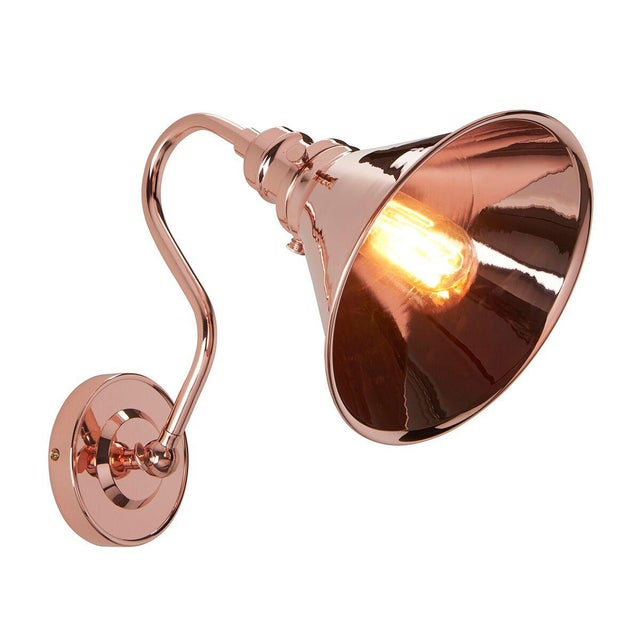 Provence Sconce Polished Copper - Image 2 of 3