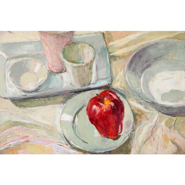 2000 - 2009 Dale Payson Still Life Oil on Canvas For Sale - Image 5 of 6