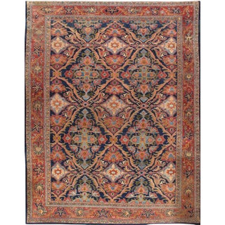 "Pasargad Antique Persian Malayer Rug - 9' X 11'8"" For Sale"