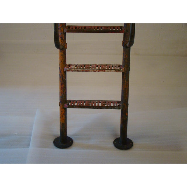 """American playground ladder in wonderful condition and original coats of paint. The ladder stands at just around 104"""". The..."""