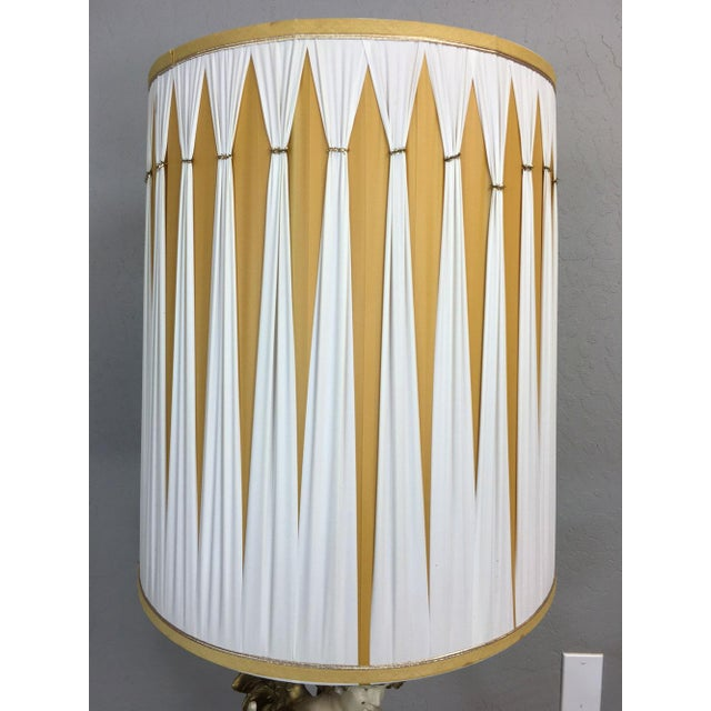 Auguste Moreau Art Nouveau Table Lamp - Image 6 of 8