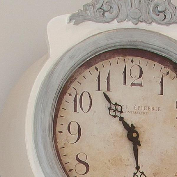 Reproduction Swedish Mora Clock For Sale - Image 4 of 8