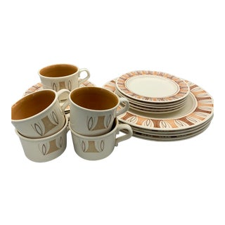 Taylor Smith Taylor Etruscan Dinnerware For Sale