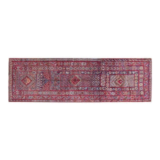 Antique Moroccan Rug - 5′6″ × 18′3″ For Sale