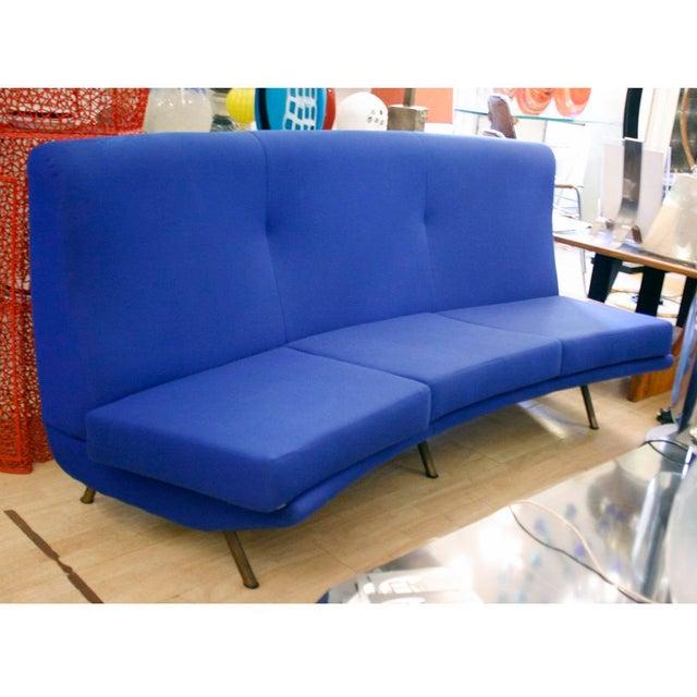 Arflex Marco Zanuso Arflex Sofa For Sale - Image 4 of 7