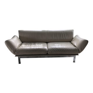 De Sede Vintage Leather Sofa