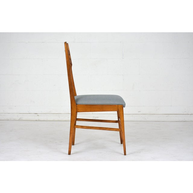 Set of 6 Mid-Century Modern Dining Chairs - Image 6 of 9