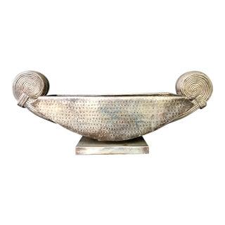 Art Deco Center Piece Cachepot For Sale