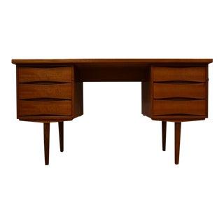 Skeie Modern Teak Desk