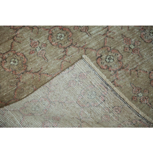 "Vintage Turkish Konya Runner - 2'6"" x 8'5"" For Sale - Image 7 of 8"