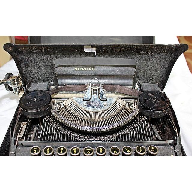 Smith-Corona Sterling Typewriter - Image 7 of 10