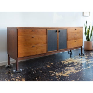 1960s Vintage Jack Cartwright for Founders Teak Credenza Preview