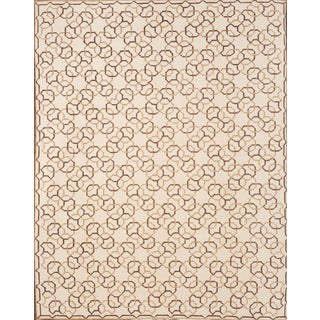 Schumacher Assyria Grille Wool Area Rug, Patterson Flynn Martin For Sale