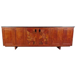 Phillip Lloyd Powell Style Mid-Century Sideboard For Sale