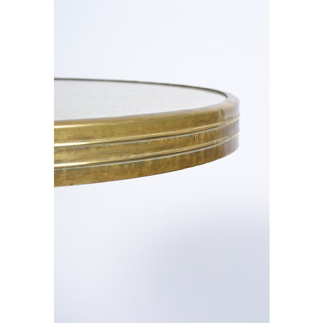 French Art Deco Bistro Tables - Pair - Image 8 of 10