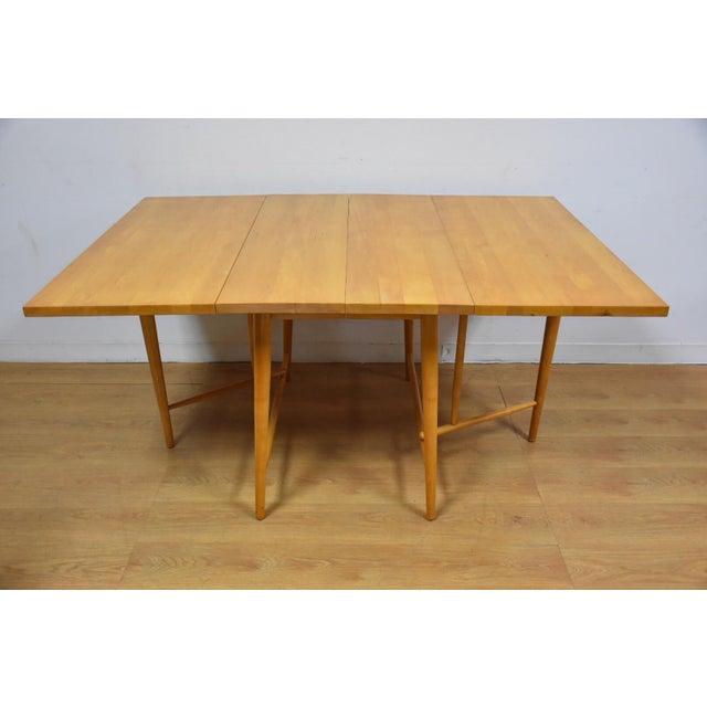 "Paul McCobb ""Predictor"" Dining Table - Image 7 of 11"