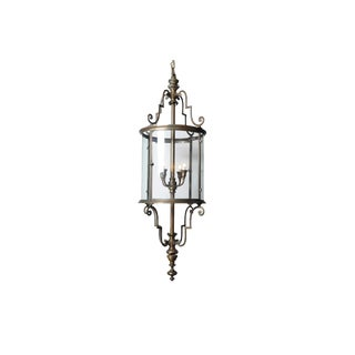 1900 French Chateau Lantern For Sale
