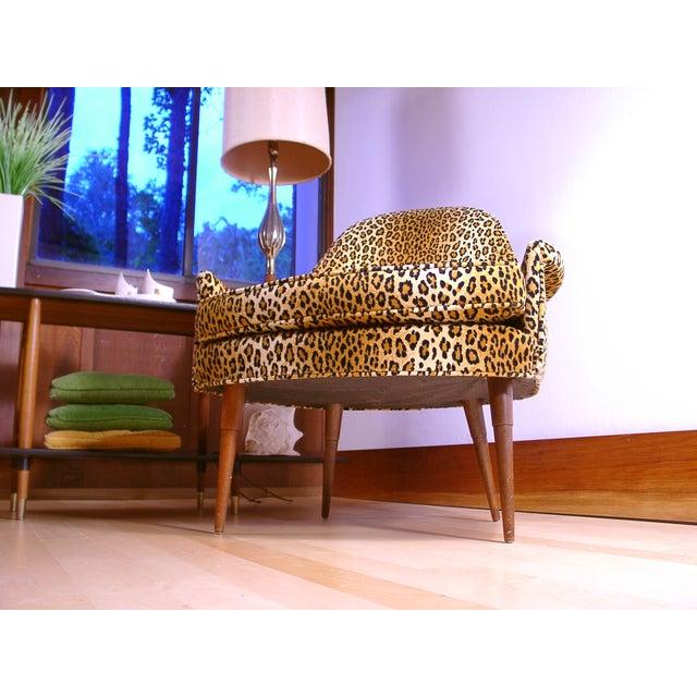 Sculptural Mid Century Danish Modern Chair - Image 6 of 9