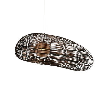 Organic Modern Luisa Robinson Molly Large Suspension Light For Sale