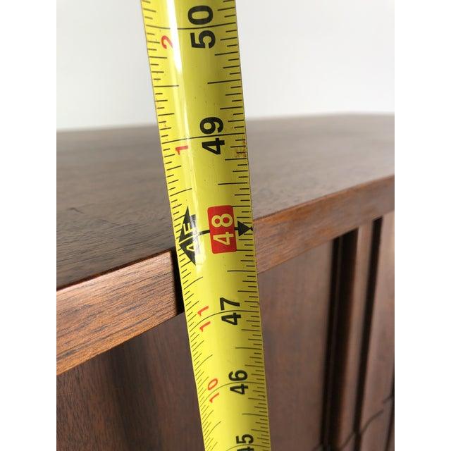 Edmond Spence Tall Dresser in Walnut, Sweden For Sale In Orlando - Image 6 of 11