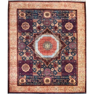Shabahang Hand Knotted Mamluk For Sale