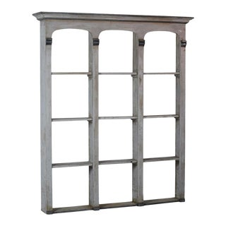 1900s French Bistro Wall Shelf For Sale