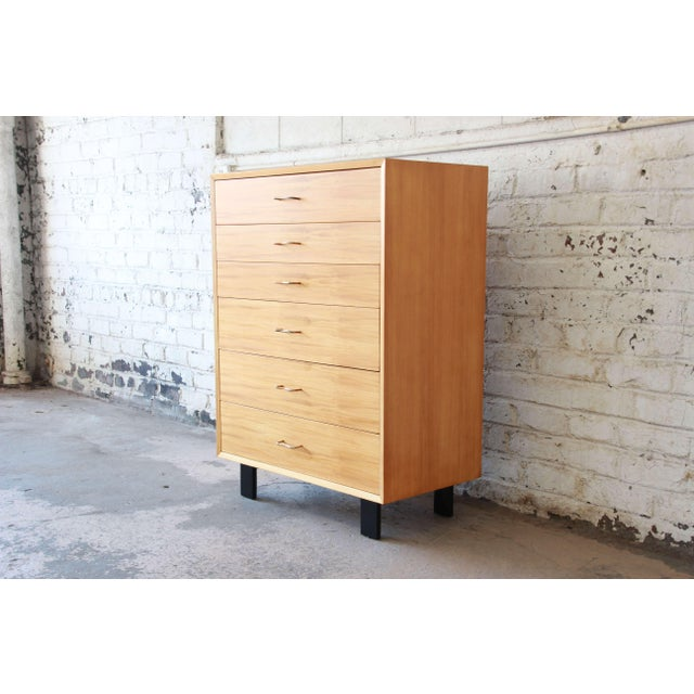 George Nelson for Herman Miller Highboy Dresser For Sale - Image 13 of 13