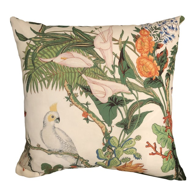 """Contemporary Indoor/Outdoor Pillow From """"The Inside"""" For Sale"""