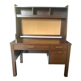 Contemporary Pottery Barn Teen Writing Desk For Sale