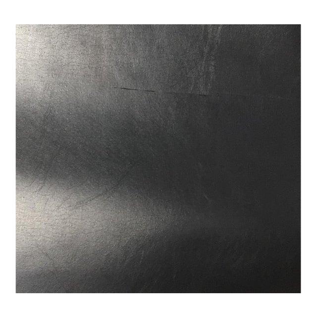 "Phillip Jeffries ""Platinum Leaf Blocks"" Wallpaper - 4 Yards"