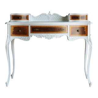 20th Century French Provincial Writing Desk For Sale