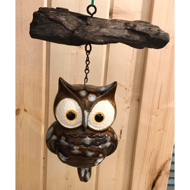 Vintage Owl Wind Chime - Image 2 of 7