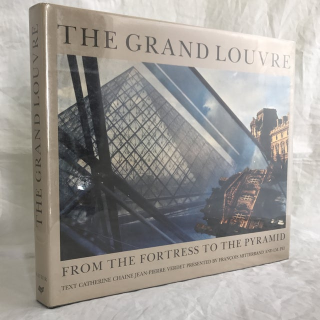"""""""The Grand Louvre"""" First Edition Art Book For Sale - Image 9 of 9"""
