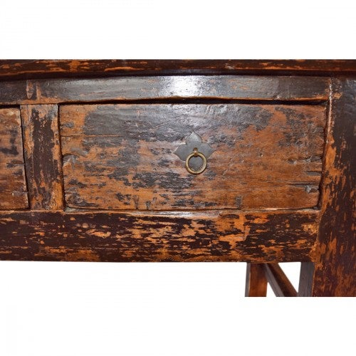 Antique Chinese Altar Table For Sale - Image 5 of 7