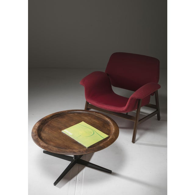 Side Table by Gianni Moscatelli for Forma Nova For Sale - Image 9 of 10