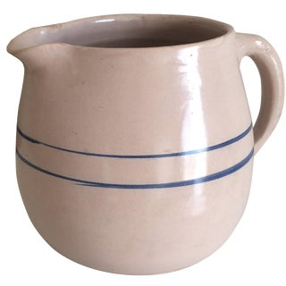 Stone Ware Pitcher For Sale