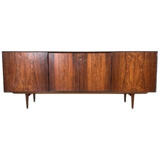 1960s Danish Modern Rosengren Hansen for Brande Møbelindustri Rosewood Sideboard